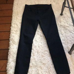 NWOT J BRAND skinny deep indigo jeans